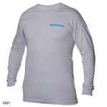 SHIMANO LONG SLEEVE COTTON SHIRT